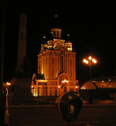 Чей-то храм в Хабаровске