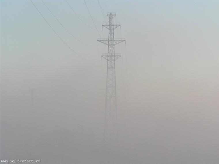 Туман над Невой