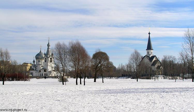 Церковь Св.Георгия Победоносца